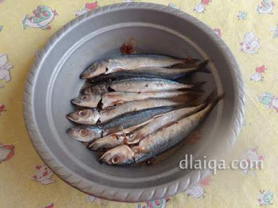 siapkan ikan