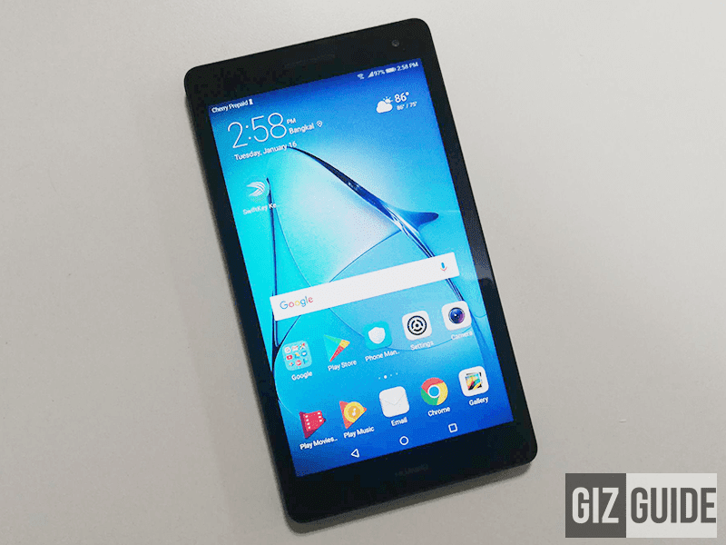 Huawei MediaPad T3 7 3G Review - Stylish Budget Tablet?