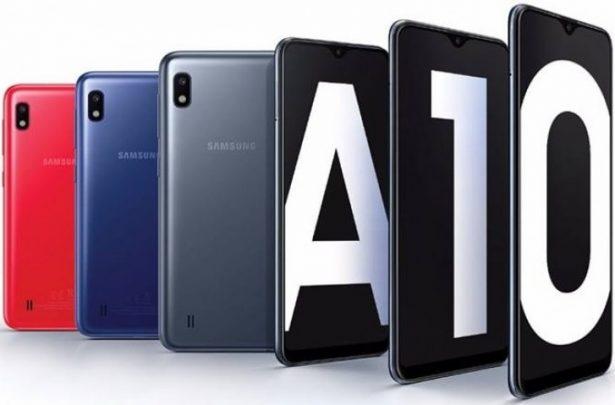 أطلاق Galaxy A10 رسمياً في مصر بسعر منافس جدا