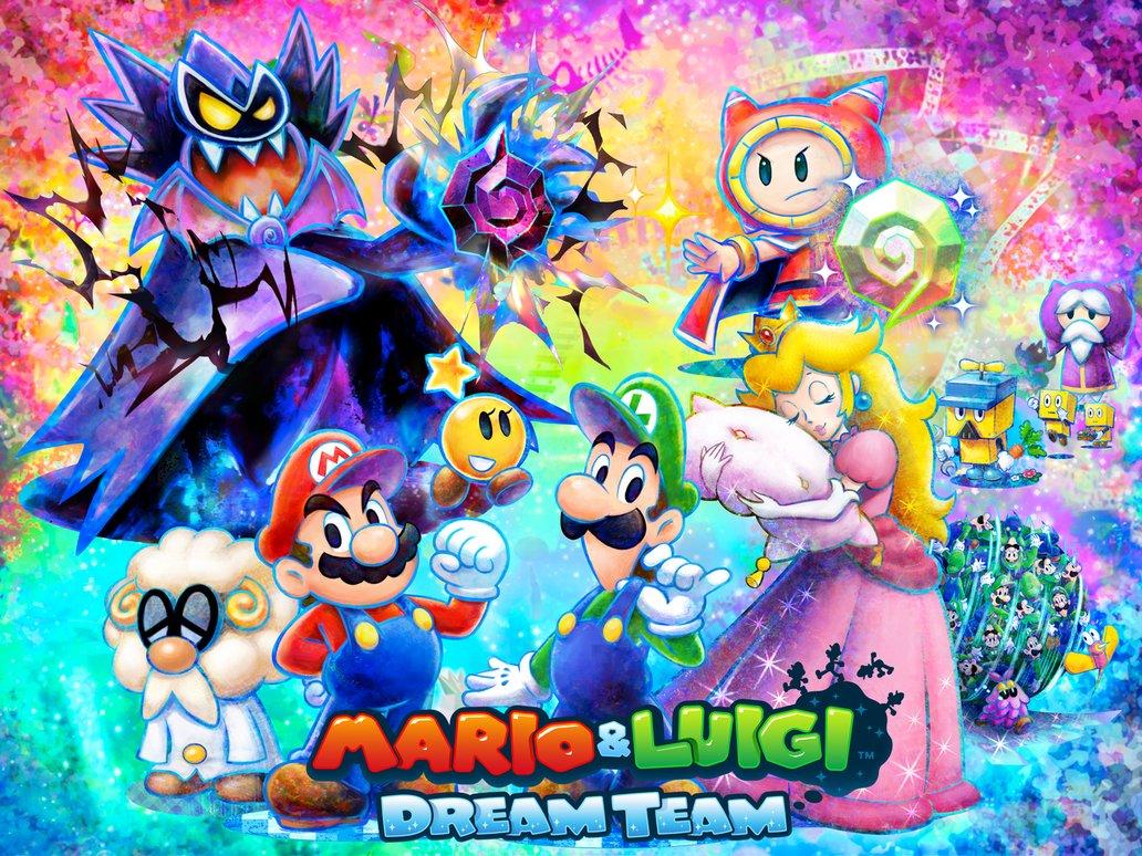 Gamer S Log Daily Mario Luigi Dream Team