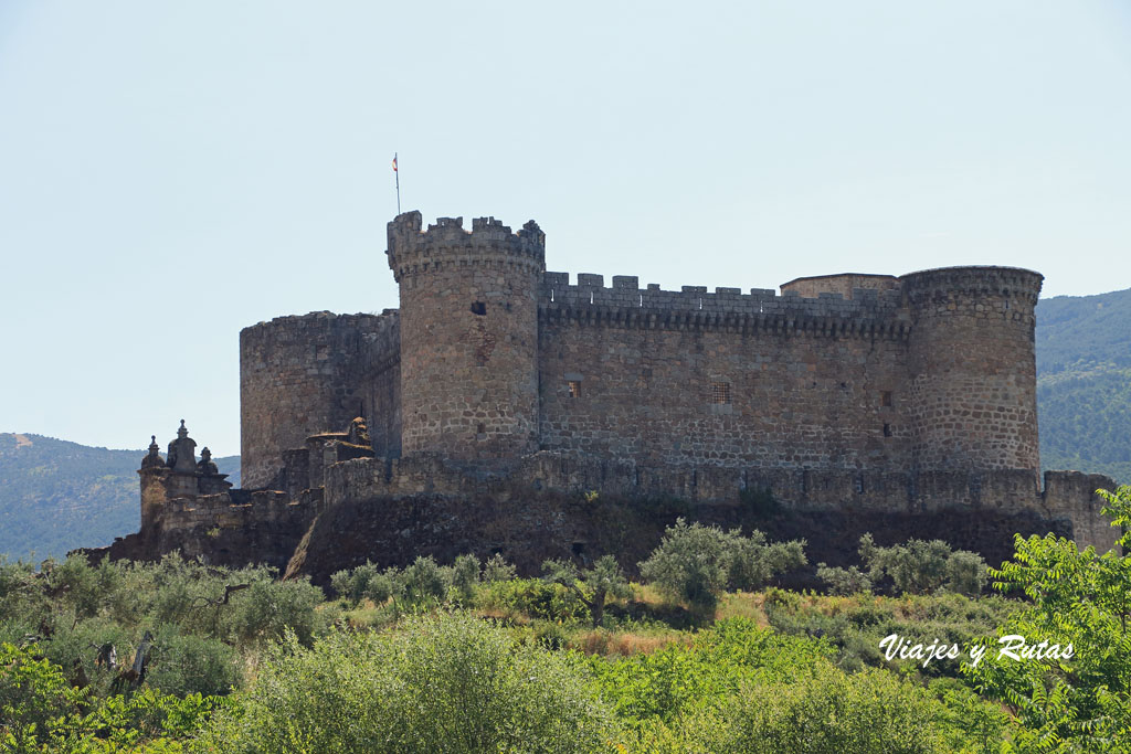 Que ver en Mombeltrán: Castillo