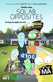 Solar Opposites Temporada 1 audio español capitulo 3