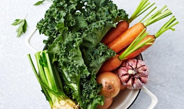 Σούπα λαχανικών για να «φορτώσουμε» βιταμίνες, ενέργεια και να ενισχύσουμε το ανοσοποιητικό μας