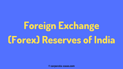 how much is india's forex reserves