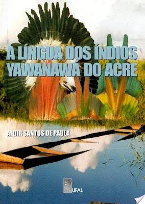 Livro Língua dos Índios Yawanawá do Acre-1