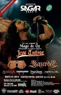 Sagar Fest 2014 - Bogotá