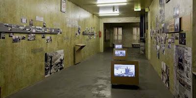 Exposición en el Centro de Documentación sobre el Nacionalsocialismo en Colonia