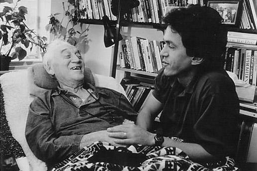 Words Have Special Meaning In Guild's Tuesdays With Morrie