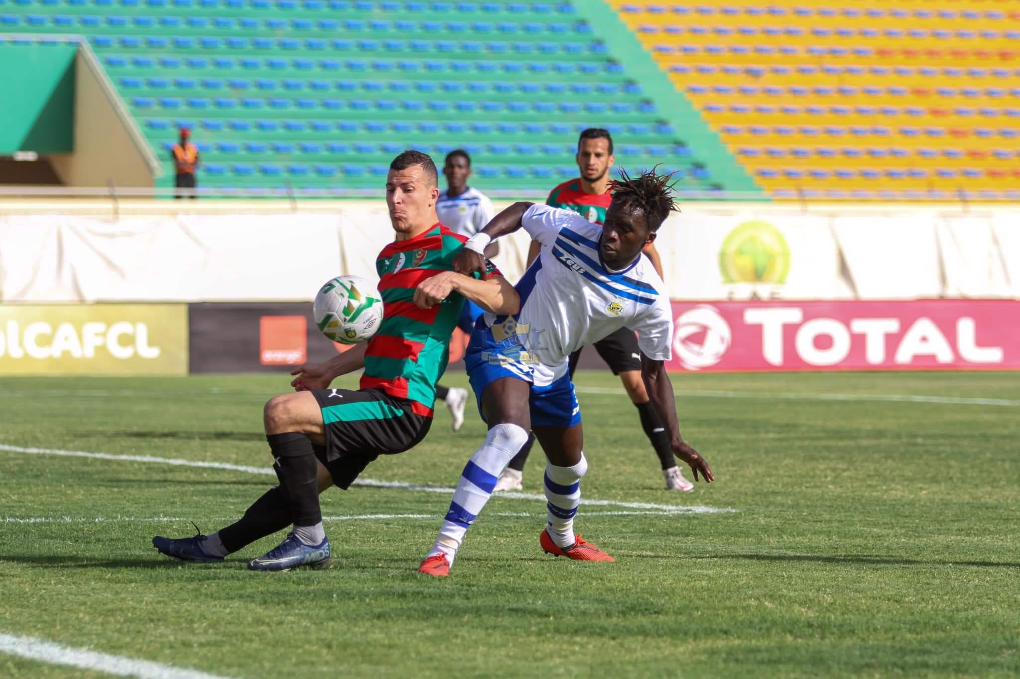 رابطة أبطال إفريقيا (الجولة الثالثة): مولودية الجزائر تعود بفوز ثمين من السنغال