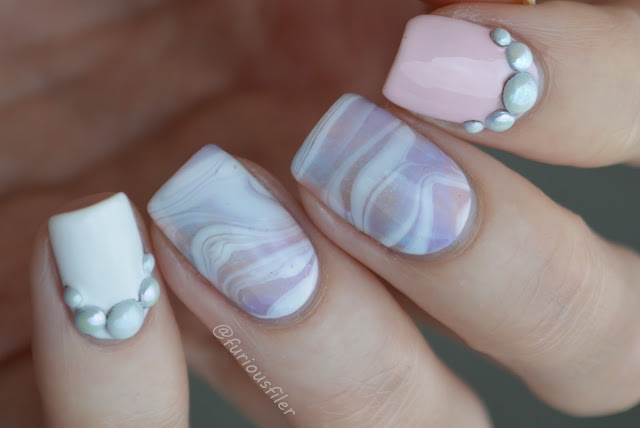 #31dc2015 watermarble easy tips pearls bornprettystore