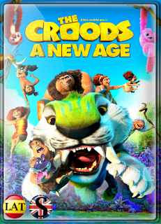 Los Croods 2: Una Nueva Era (2020) FULL HD 1080P LATINO/INGLES