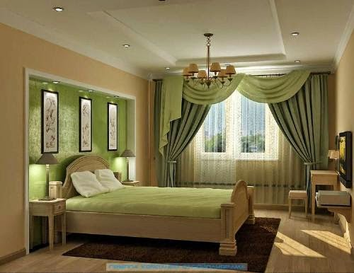 Contemporary Bedroom Decorating Ideas and Designs 5