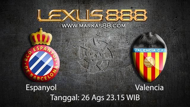 Prediksi Bola Jitu Espanyol vs Valencia ( Spanish La Liga )