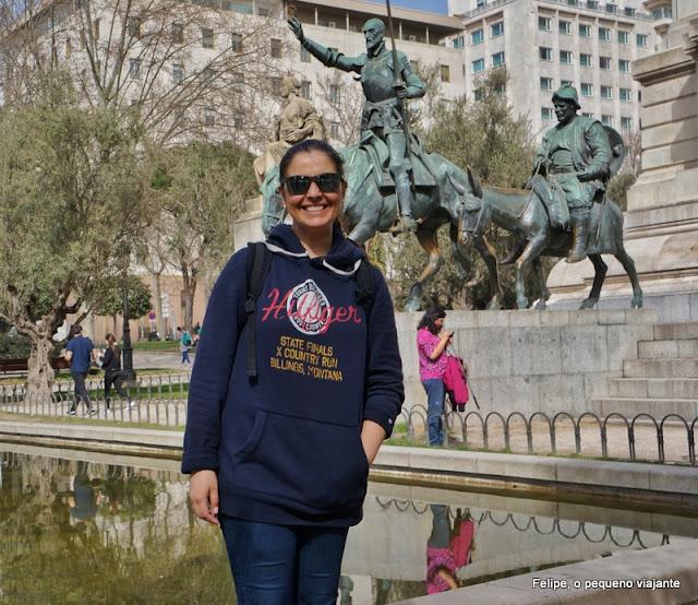 plaza de españa madrid espanha