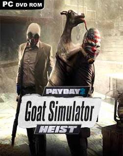 تحميل لعبة Goat Simulator PAYDAY