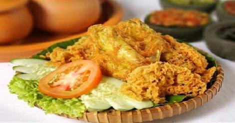 Ayam Goreng Kalasan Kremes Borobudur, Jakarta Barat