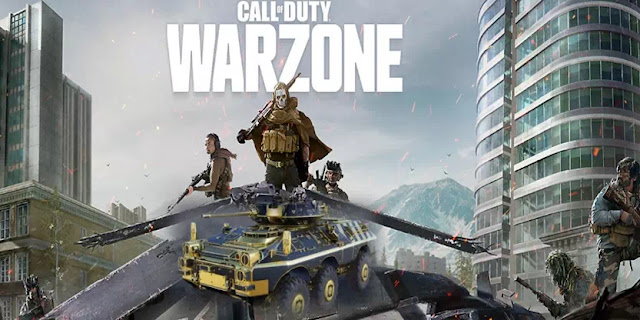 Cara Mendapatkan Skin Gold Vehicle di Call of Duty Warzone