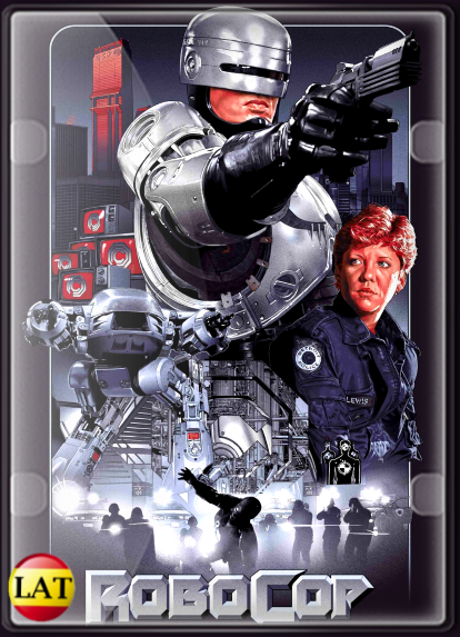 RoboCop (1987) DVDRIP LATINO