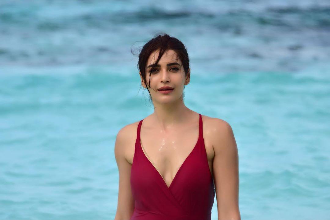 Karishma Tanna Hot Bikini