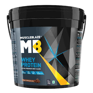 Muscleblaze is known for its high-quality protein supplements, and it provides accurate protein to your body. To keep your body in proper shape MuscleBlaze 100% whey protein supplement powder is the best option for sure.  It offers the right amount of protein to your body and quite suitable for sportspersons and athletes. With one serving it provides 25 grams of protein, and it is quite ideal for muscle growth. You can also enhance your muscle strength with regular intake.  MuscleBlaze 100% whey protein supplement powder is rich in amino acids and which is responsible for fighting against the health issues of your body. Furthermore, the presence of 5.5 grams of branched-chain amino acids boosts your immune system as well as metabolism. For taking out your stress also the protein supplement works well.  Besides this, it comes with added digestive enzymes that help in easy and quick digesting so you do not have to worry about feeling heavy or any side effects. The protein powder comes with four different flavors to serve the taste of users like you.