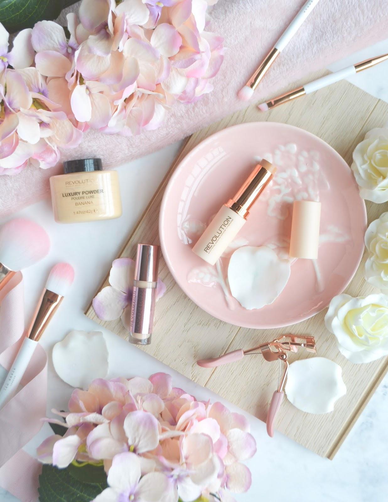 Mini Makeup Revolution Haul