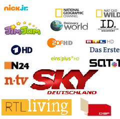 Iptv links iptv deutschland channels 04 12 2016 - Chaine allemande tnt ...