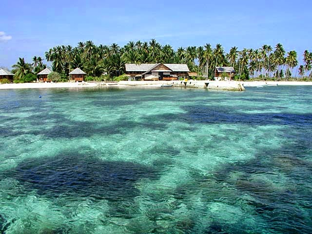 #10. Wakatobi, Indonesia. Its name is an acronym for four main islands that form the archipelago: Wangi-wangi Island, Kaledupa, Tomia, and Binongko. - 12 Places To Swim With The Clearest, Bluest Waters. #2 Wow!