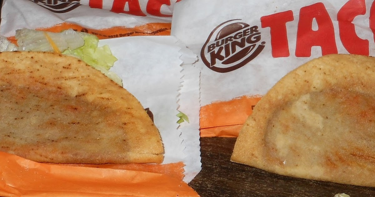 Is Burger King The Taco King Too?