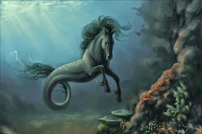 floclore, mitologia celta, zona 33, monstros, irlanda, kelpie