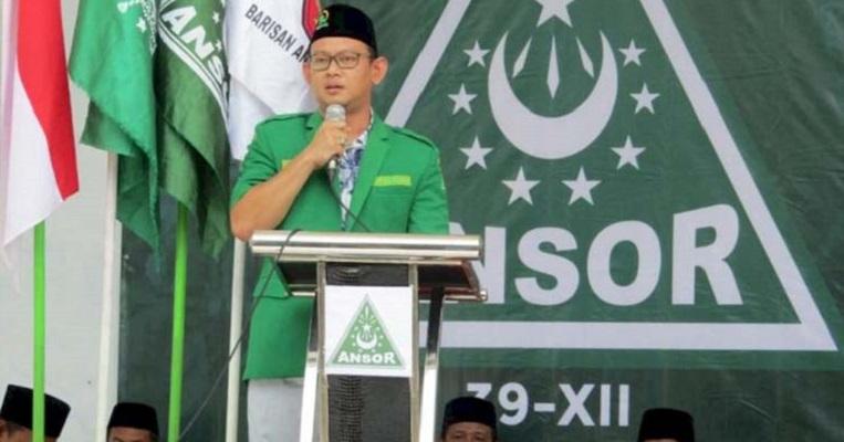 GP Ansor Jatim Berharap Menag Rangkul Kelompok Berseberangan Dengan Pemerintah