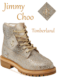 ♦Jimmy Choo Timberland Boot Collection