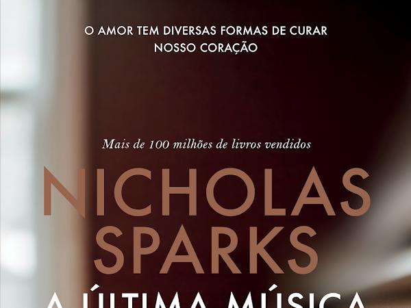 [Resenha] A Última Música de Nicholas Sparks e Editora Arqueiro