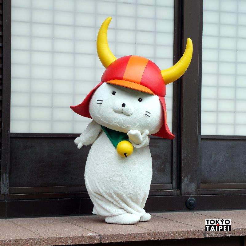 【彥根城】資深吉祥物參見 彥根城下彥根喵