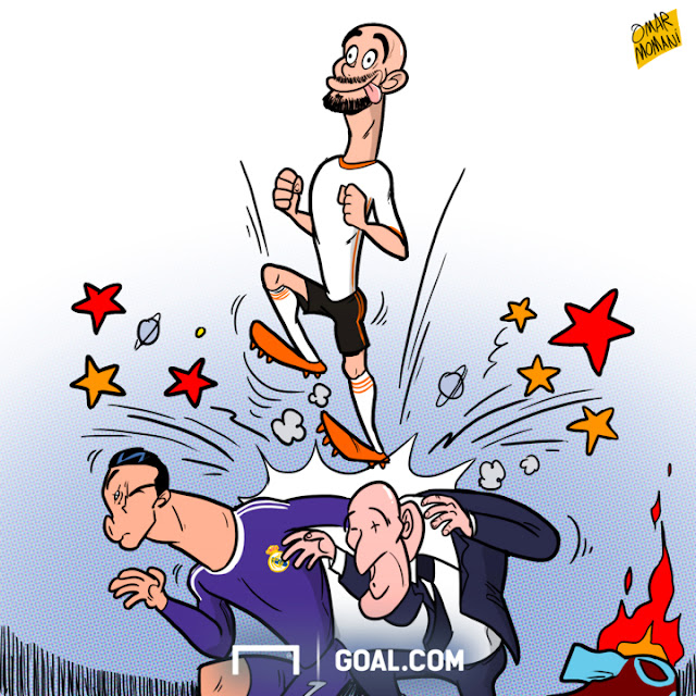 Simone Zaza cartoon