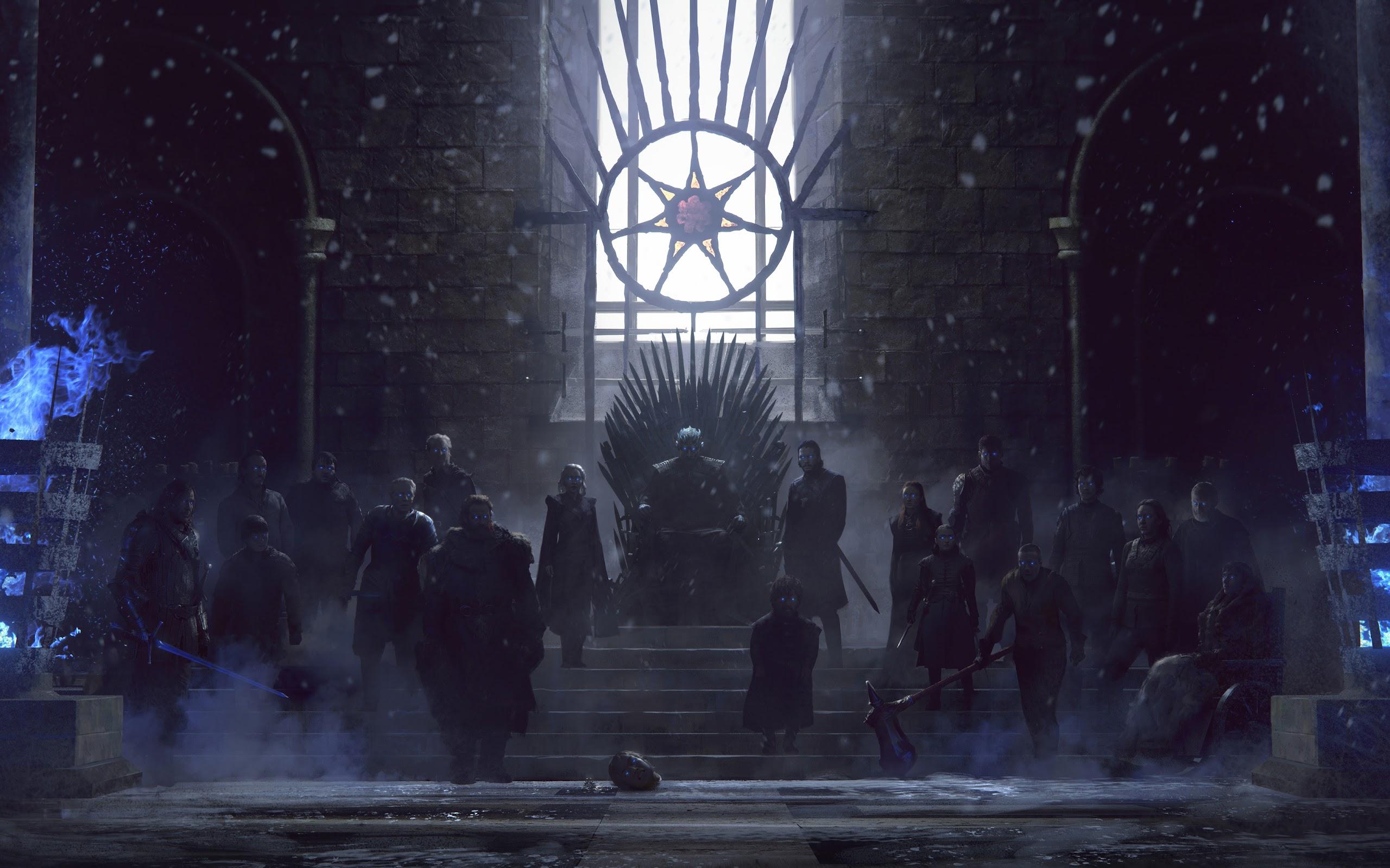 20+ Game Of Thrones 4K Wallpaper  PNG