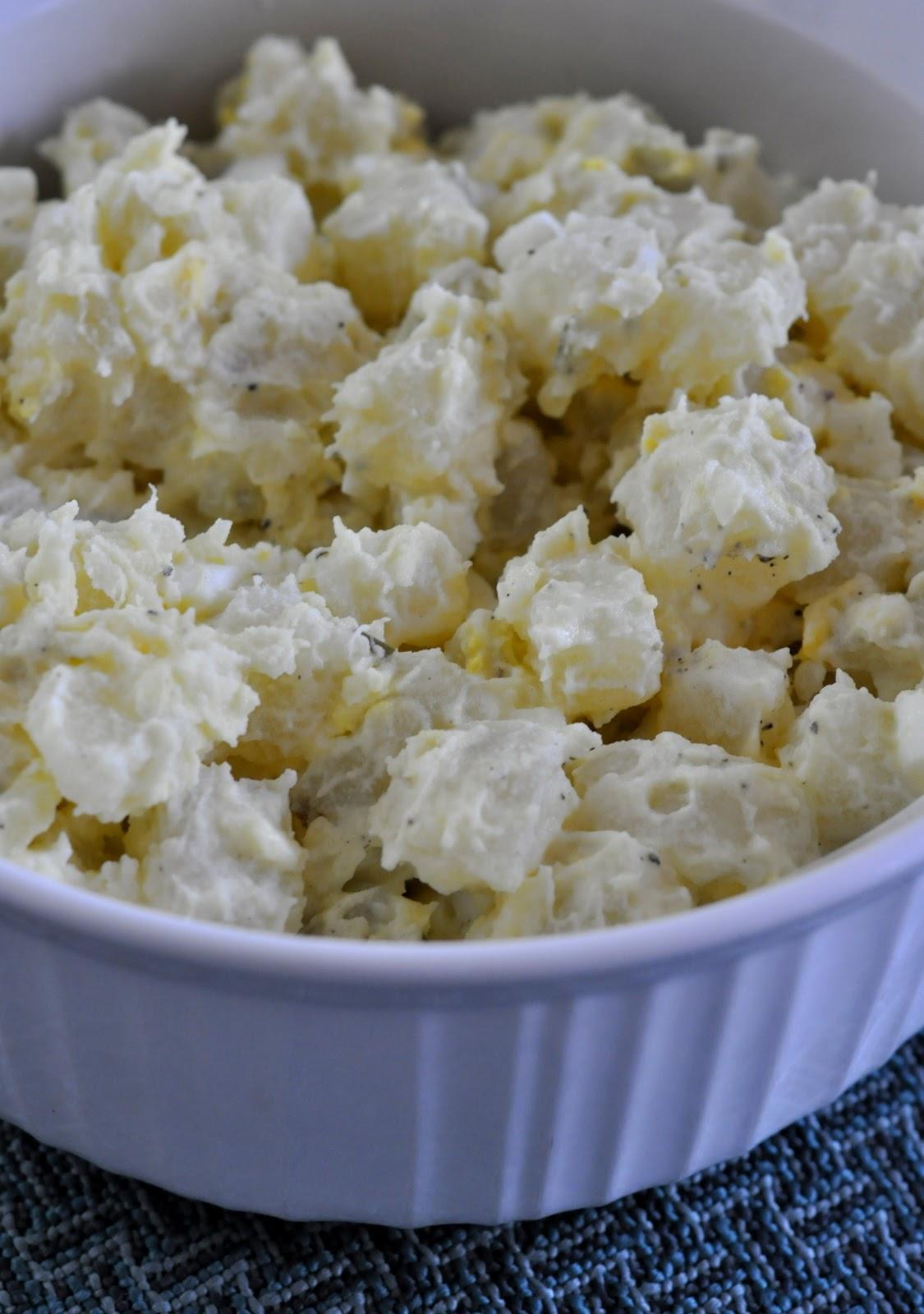 Family-Favorite Potato Salad | Taste As You Go