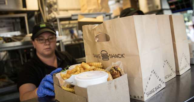 Even Shake Shack is trying a four-day workweek
