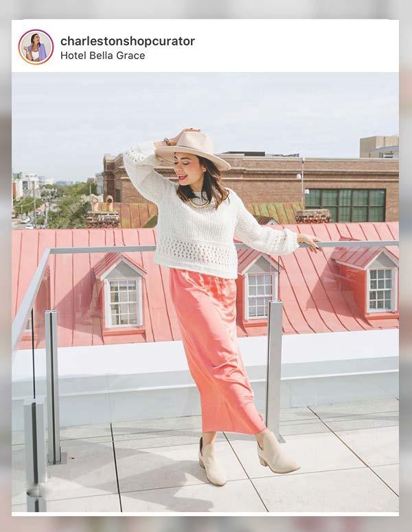 Charleston Blogger @charlestonshopcurator - Chasing Cinderella