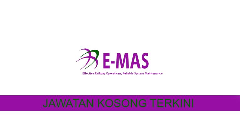 Kekosongan Terkini di ERL Maintenance Support Sdn Bhd (E-MAS)