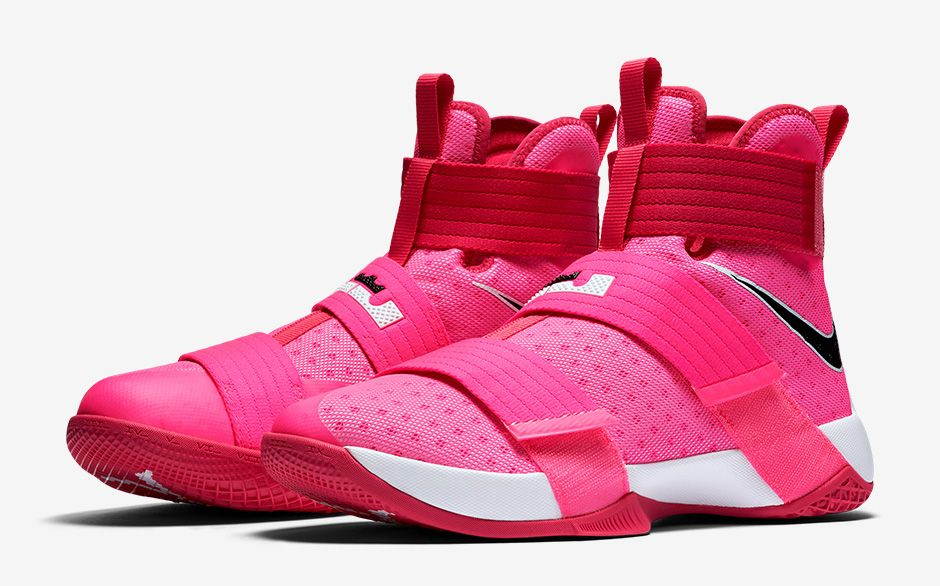 eb8e958fc2a0 Different shades of pink will be on the upper to represent Nike s continuous  support for breast cancer awareness.