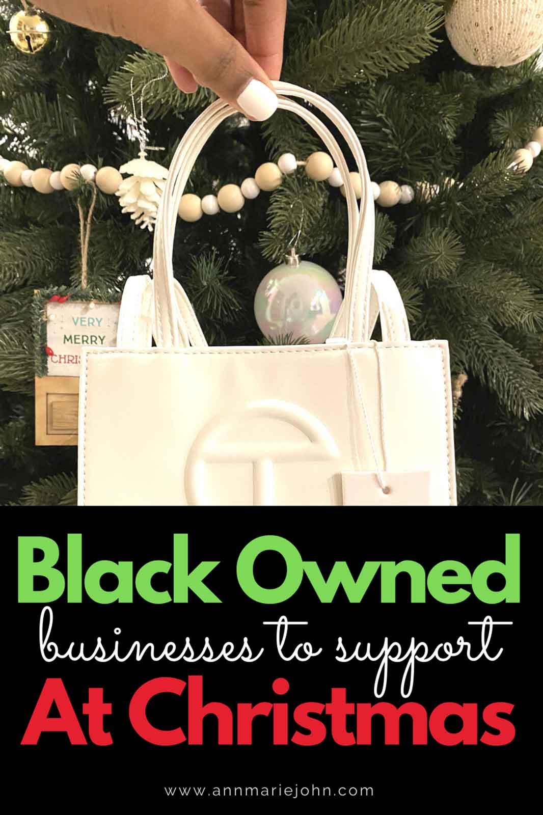Black Owned Businesses to Support this Christmas