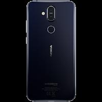 Nokia 8.1 - Specs (rear)