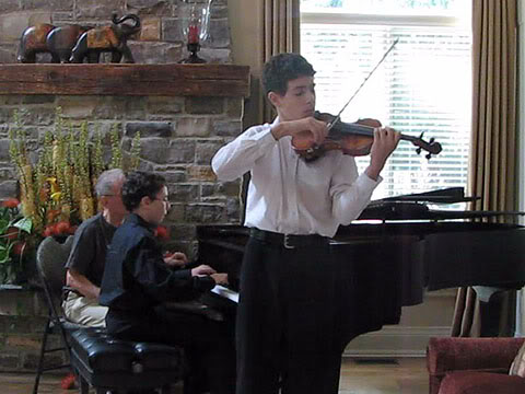 Beethoven's Violin Sonata