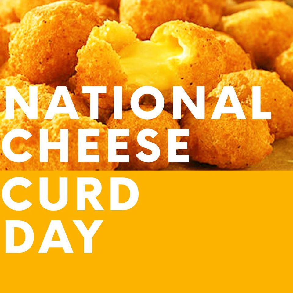 National Cheese Curd Day Wishes Photos