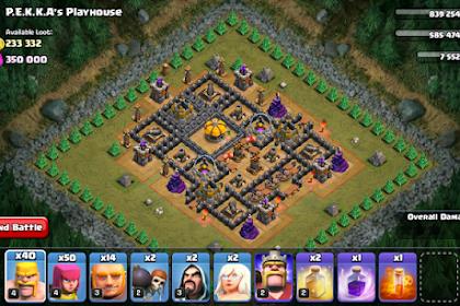 Tutorial Clash of Clans Mod Show Hidden Traps