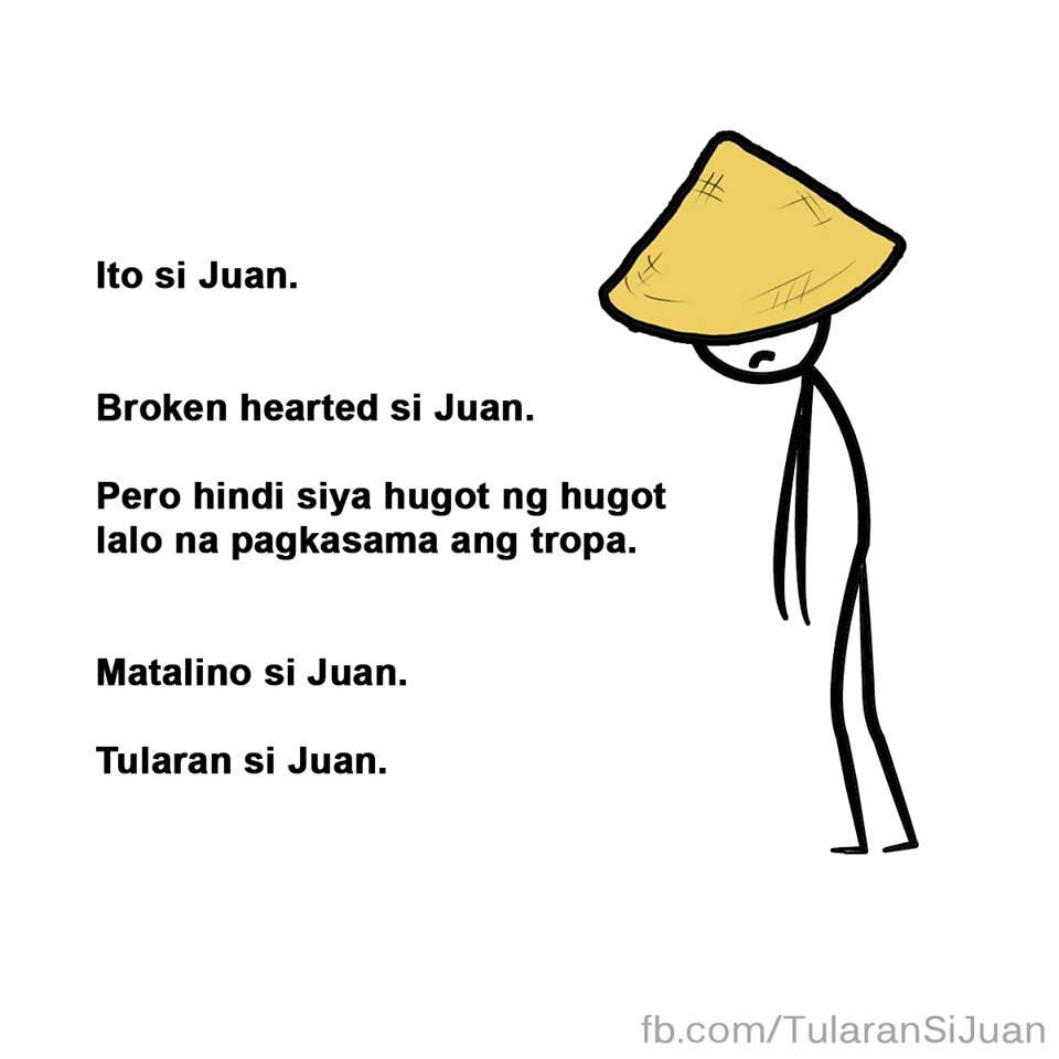 Tularan si Juan meme 9