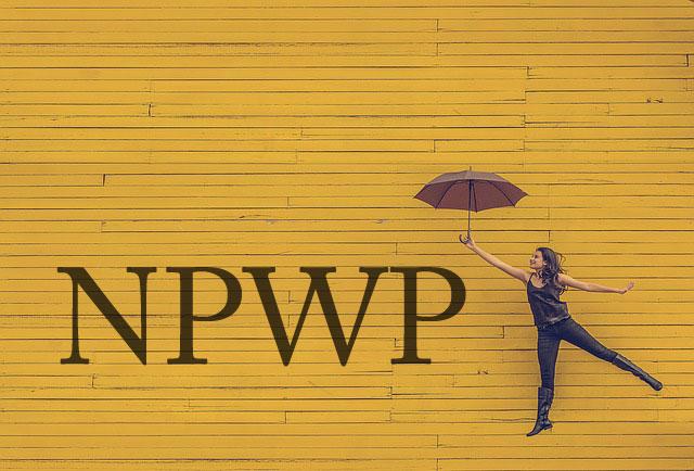 cara membuat NPWP