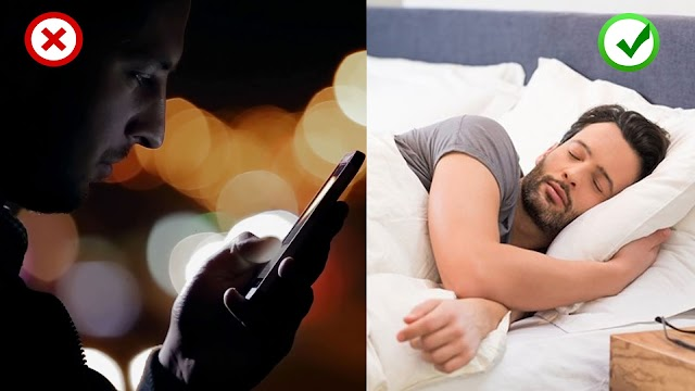 7 Night Time habits that make you Fatty