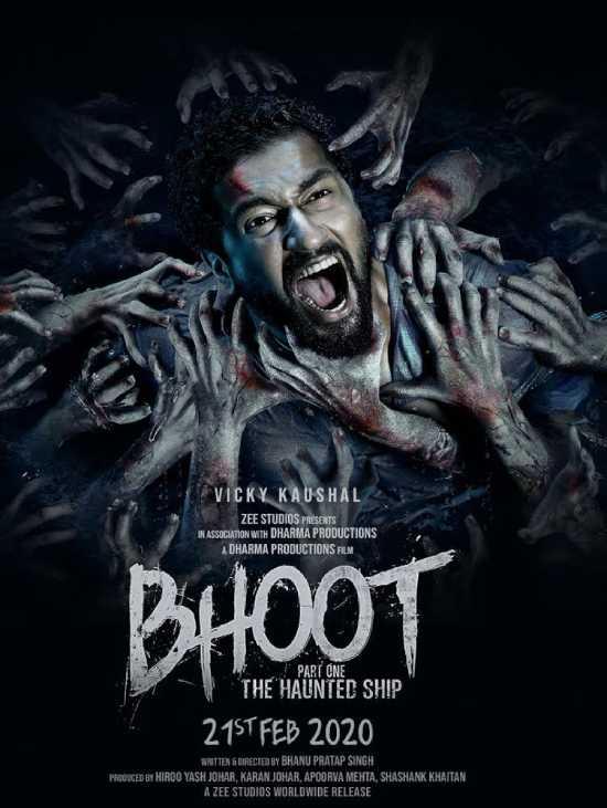 مشاهدة فيلم Bhoot: Part One – The Haunted Ship 2020 مترجم