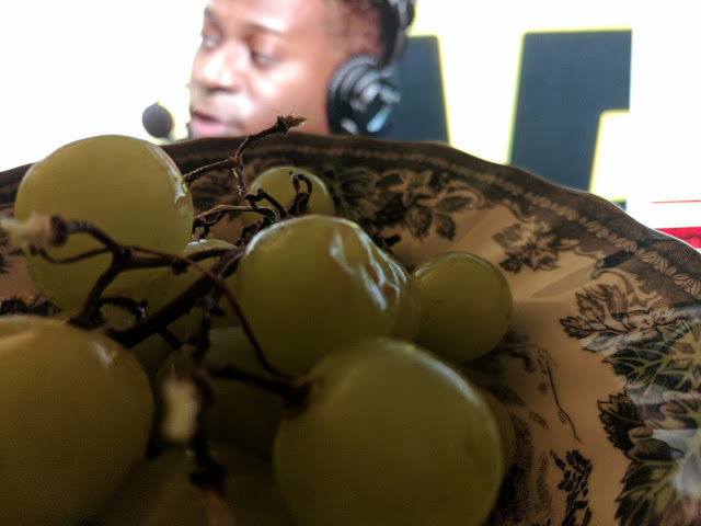 Green grapes D1